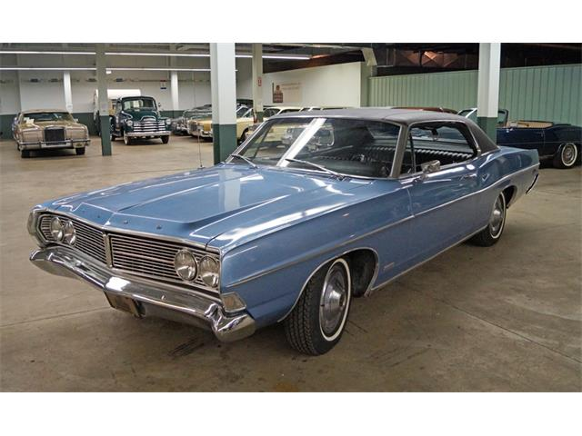 1968 ford galaxie 500 for sale cc 945537. Cars Review. Best American Auto & Cars Review
