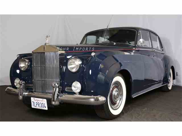 1958 Rolls-Royce Silver Cloud | 945539