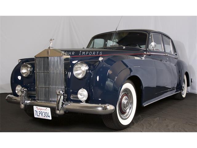 1958 Rolls-Royce Silver Cloud | 945539