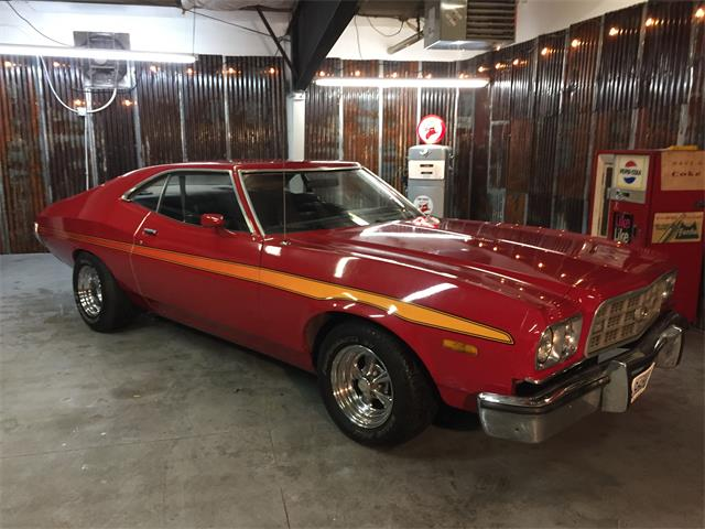 1973 Ford Gran Torino Sport Fast BACK | 945540