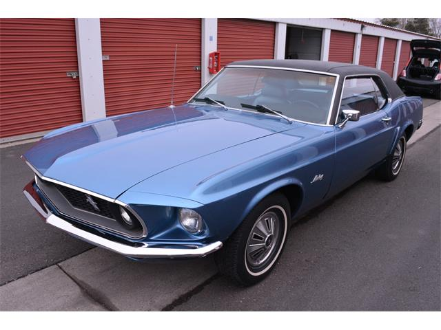 1969 Ford Mustang | 945547