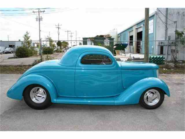 1936 Ford Pro Street   945552