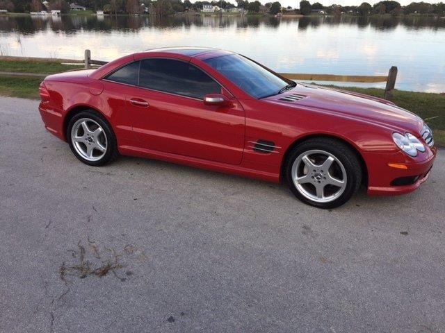 2004 Mercedes-Benz SL500 | 945554