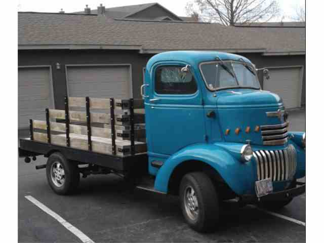 Picture of Classic '46 Chevrolet Truck - $25,000.00 Offered by a Private Seller - K5QK