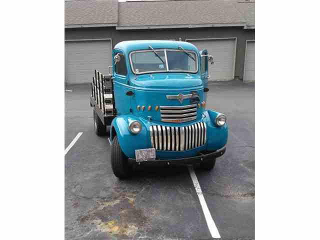 1946 Chevrolet Car Hauler | 940556