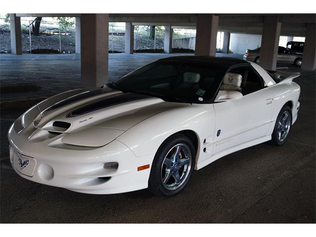 1999 Pontiac Firebird 30th Anniversary Edition   945563