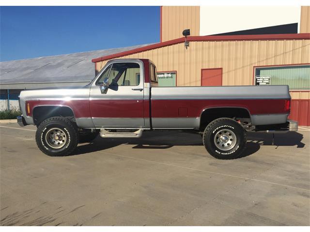 1980 Chevrolet K10 4 X 4   945564