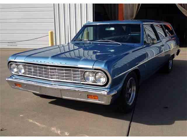 1964 Chevrolet Chevelle 300 Custom | 945572