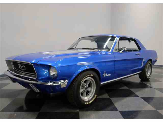 1968 Ford Mustang | 945575