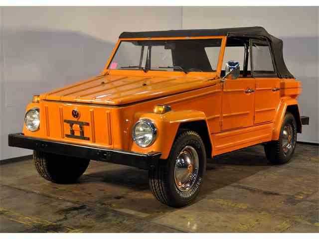 1974 Volkswagen Thing | 945587