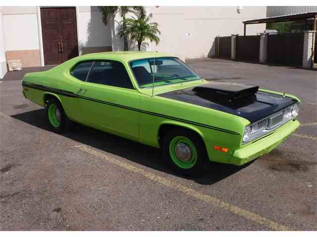 1972 Plymouth Duster 440 Tribute   945588