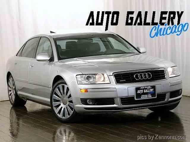 2004 Audi A8 | 945594