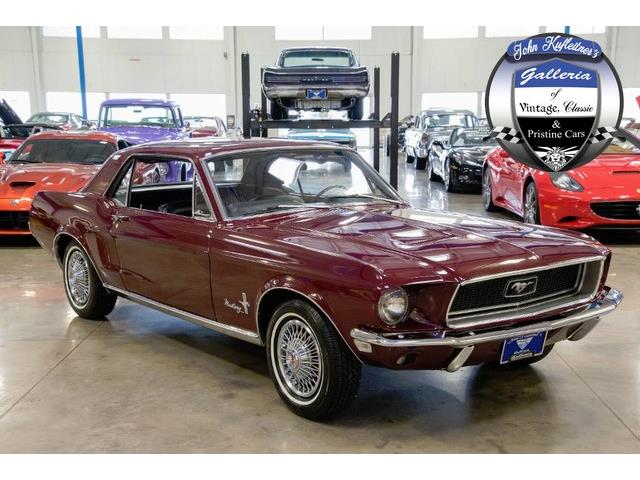 1968 Ford Mustang | 940560