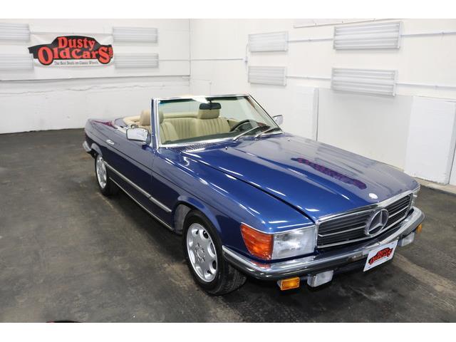 1985 Mercedes-Benz 280SL | 945604
