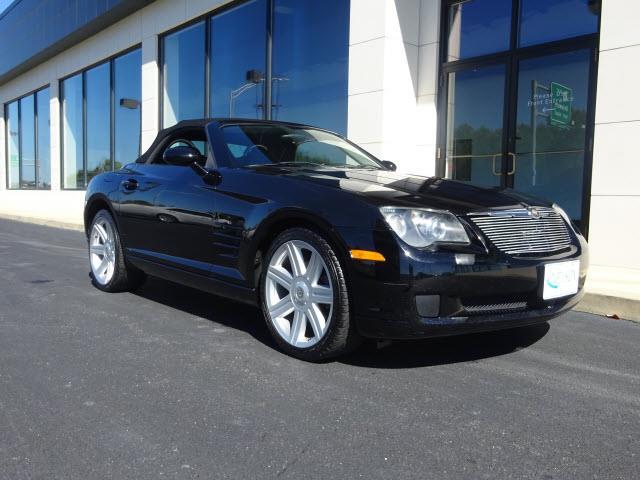 2007 Chrysler Crossfire | 945614