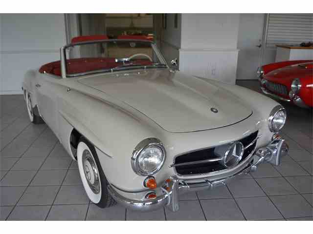 1963 Mercedes-Benz 190SL | 940562