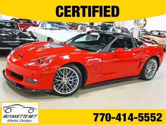 2010 Chevrolet Corvette | 945623