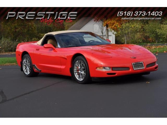 2001 Chevrolet Corvette | 945628