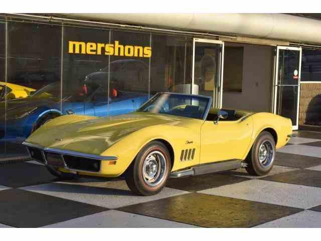 1969 Chevrolet Corvette | 945634