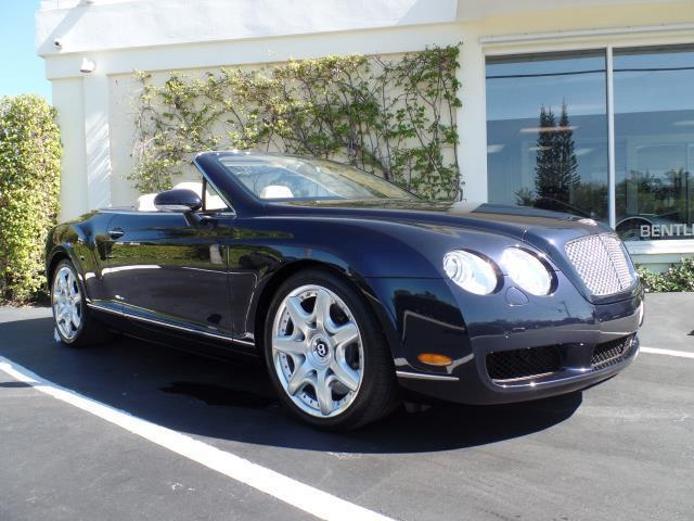 2008 Bentley Continental GTC | 945636