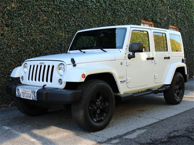 2014 Jeep Wrangler   945637