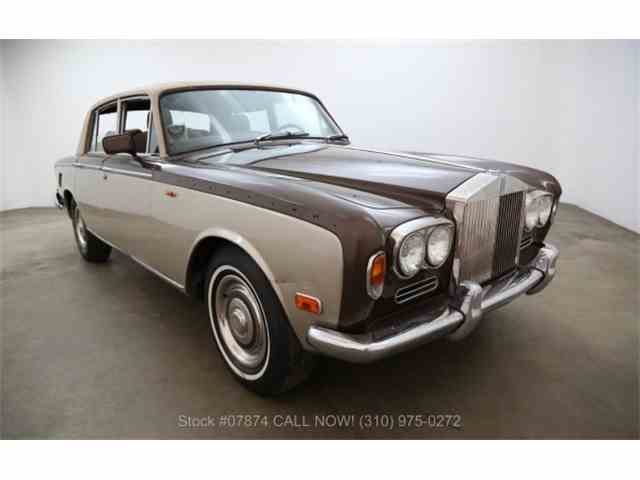 1973 Rolls-Royce Silver Shadow | 945641