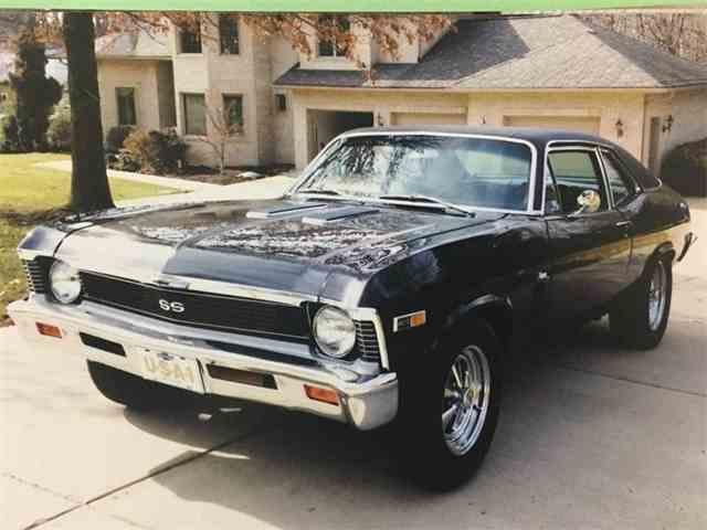 1969 Chevrolet Nova | 945649