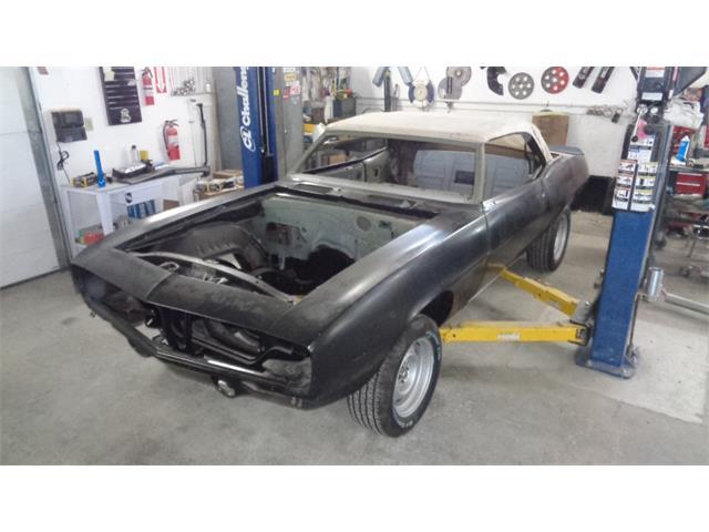 1969 Chevrolet Camaro SS X66 convertible | 945660
