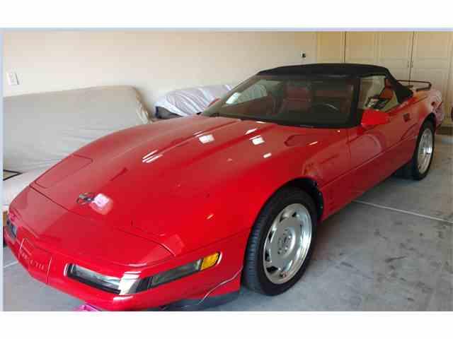 1992 Chevrolet Corvette | 945675