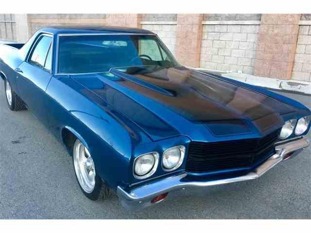 1970 Chevrolet El Camino | 945678