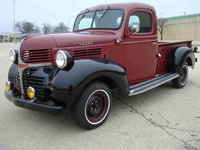 1946 Dodge D100   945683