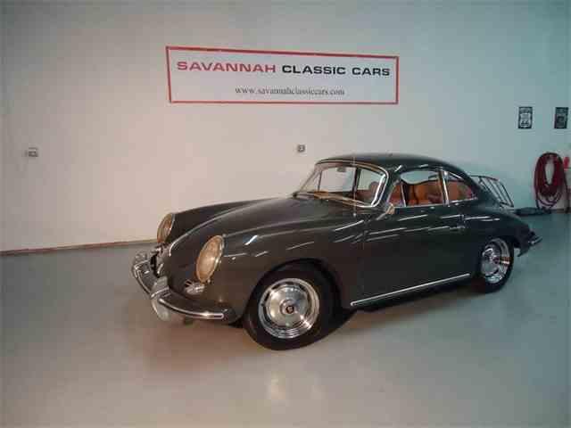 1963 Porsche 356B | 945695