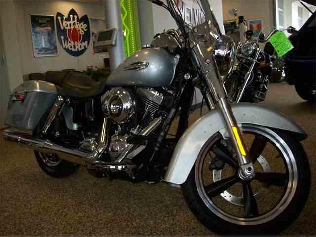 2012 Harley-Davidson FLD103 | 945697