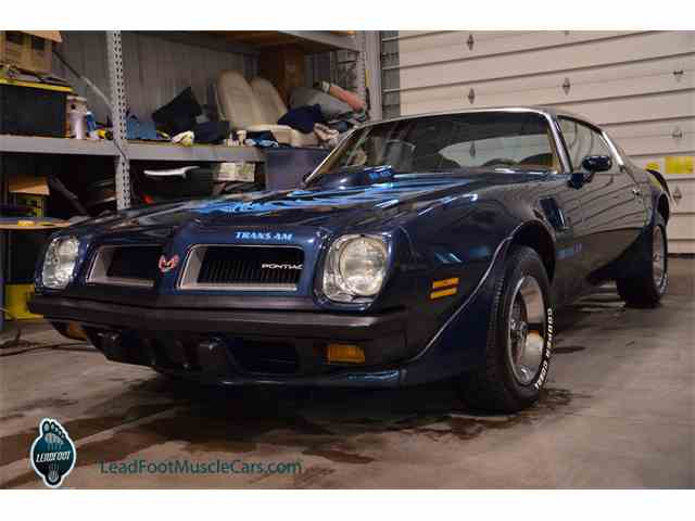 1974 Pontiac Firebird Trans Am | 940570
