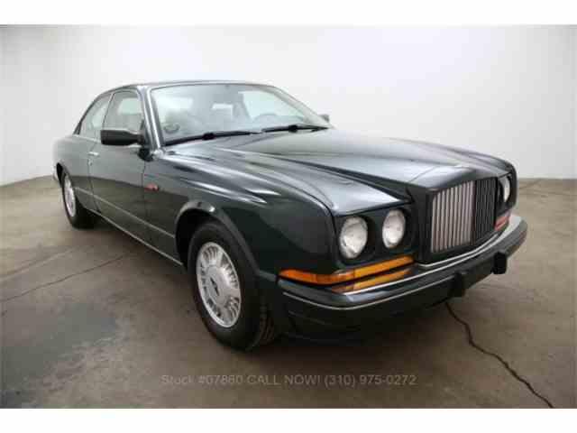 1993 Bentley Continental | 945700