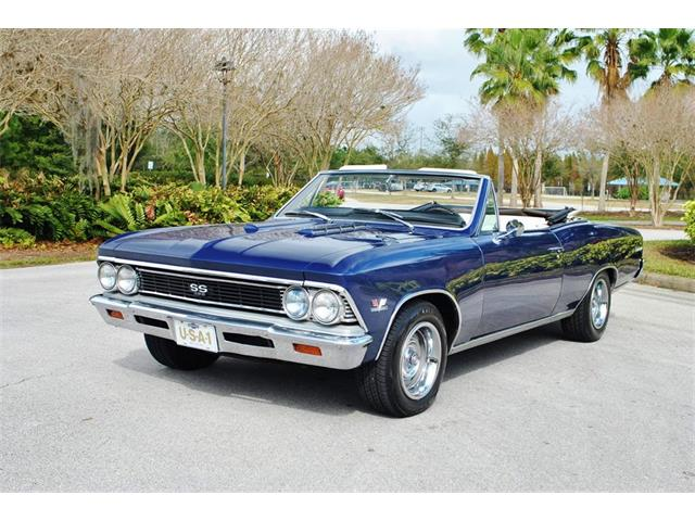 1966 Chevrolet Chevelle SS | 945707