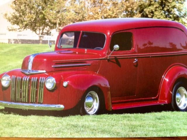 1947 Ford Panel Truck | 940571