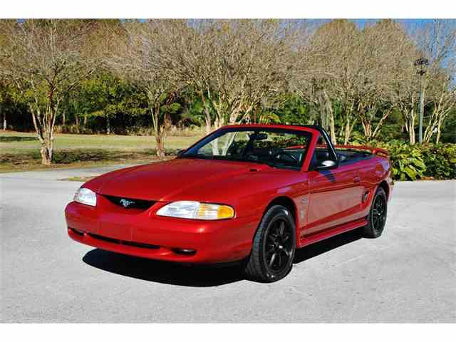 1998 Ford Mustang | 945711