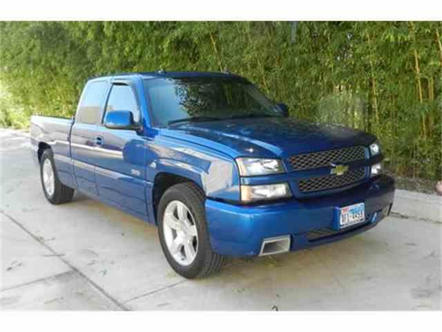 2003 Chevrolet Silverado SS | 945724