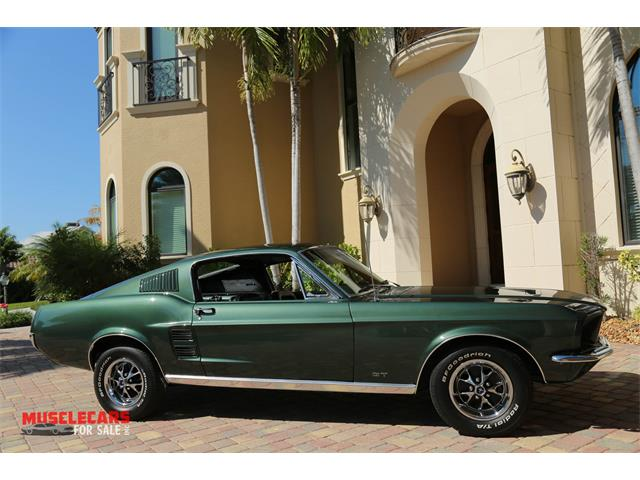 1967 Ford Mustang fastback A code GT | 945728