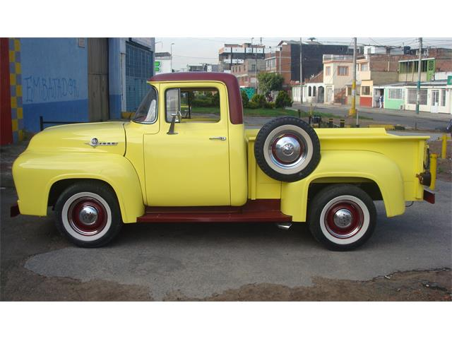 1956 Ford F100   945729