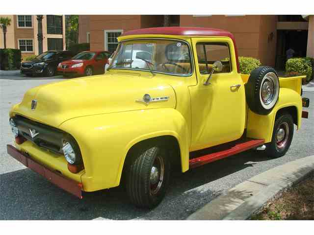 1956 Ford F100 | 945729