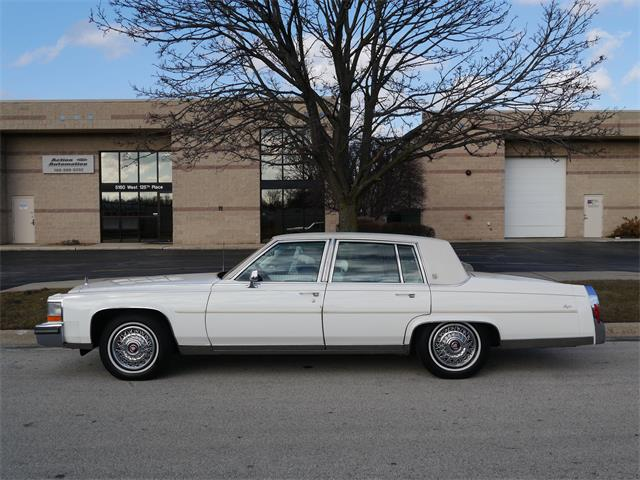 1988 Cadillac Brougham | 945731