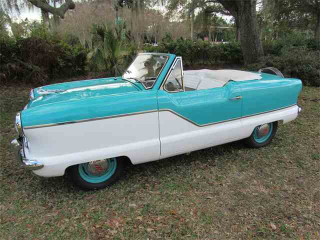 1960 Nash Metropolitan | 945732