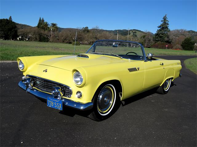 1955 Ford Thunderbird | 945738