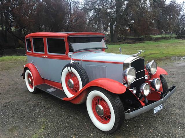 1932 Graham-Paige 4-Door Sedan | 945755