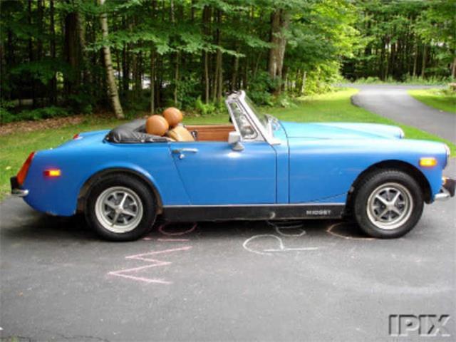 1979 MG Midget 1500 | 945763