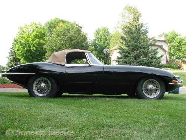 1967 Jaguar XKE | 945764