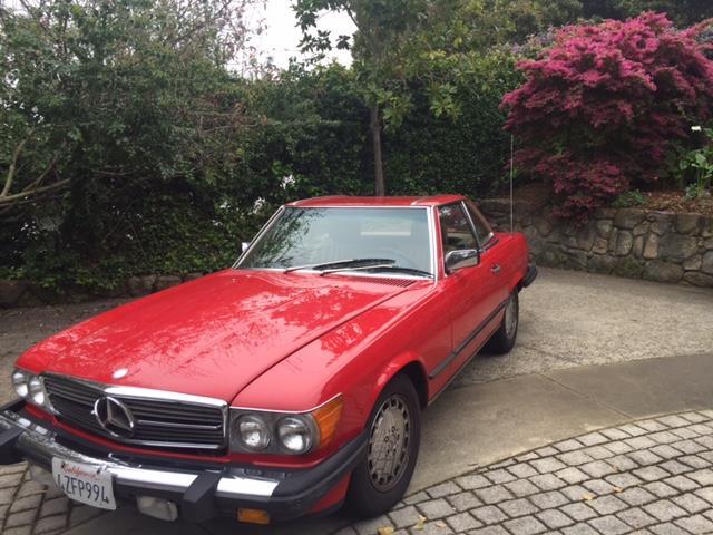 1988 Mercedes-Benz 560SL | 945765