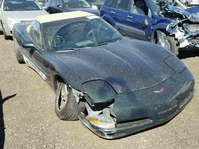 2000 Chevrolet Corvette | 945792